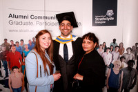 University of Strathclyde Summer Graduations 27th June 2017