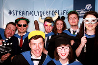 University of Strathclyde Summer Graduations 27th June 2018